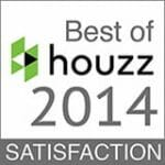 "Golden Rule Builders Awarded ""Best of Houzz 2014"" in Customer Satisfaction"