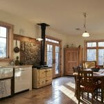 Golden Rule Builders Custom New Home - Kitchen