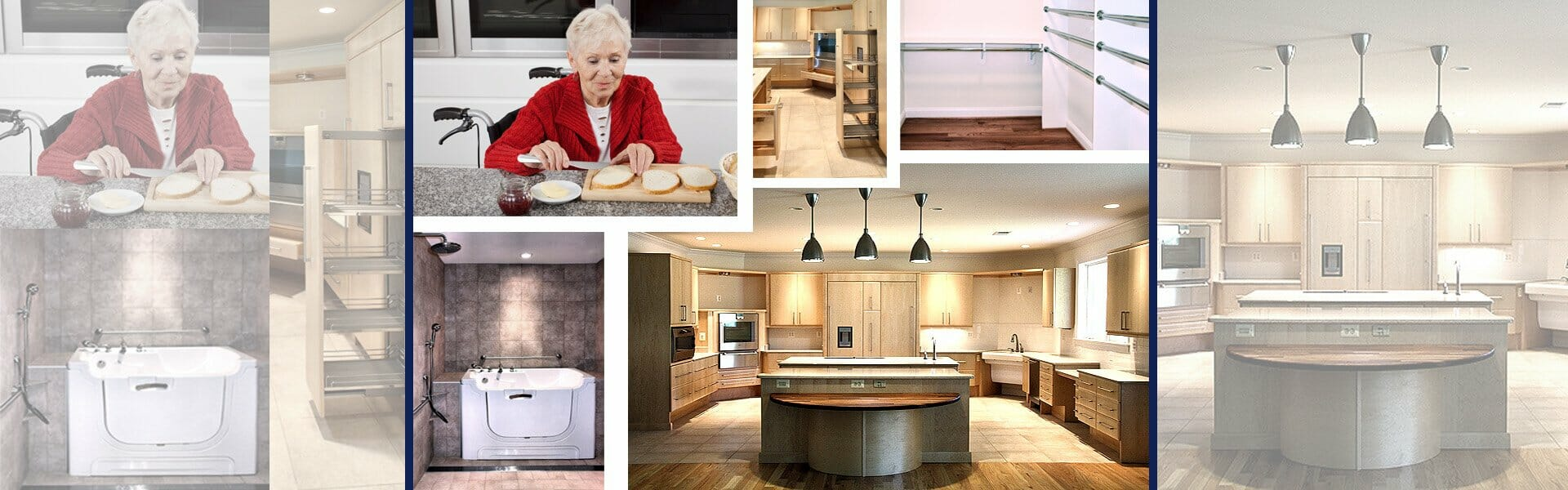 Golden Rule Builders universal design aging in place senior friendly home design build