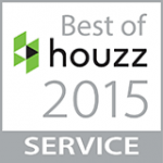 "Golden Rule Builders Awarded ""Best of Houzz 2015″ in Customer Satisfaction"