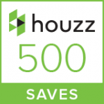 500 Photo Saves on Houzz!