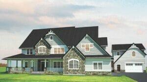 Golden Rule Lifestyles Builders New Home Model Denali