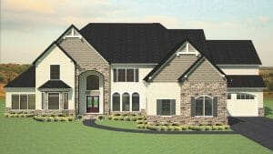 Golden Rule Lifestyles Builders New Home Model Yosemite