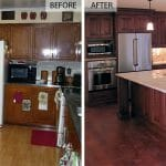 Golden Rule Builders, Inc., Renovation Project - Kitchen