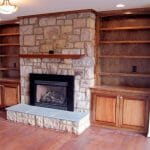Golden Rule Builders, Inc., Remodeling / Renovation - Living Room Area