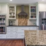 Golden Rule Builders, Inc., Kitchen Remodeling / Renovation - Kitchen in Catlett Backsplash