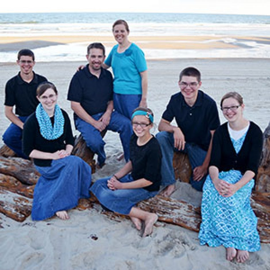 Meet the Team Golden Rule Builders, Inc. - Dennis Reitz and Family