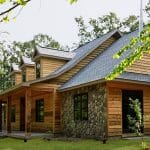 Woodland Cabin - Golden Rule Builders, Inc. Custom New Home Construction