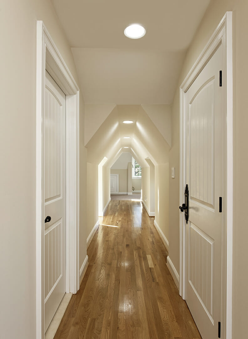 French_Country_Home_-_Int_A-Ceiling_Hallway