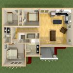 Golden Rule Builders, Inc., Model Home - McAfee