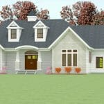 Golden Rule Builders, Inc., Model Home - Davidson
