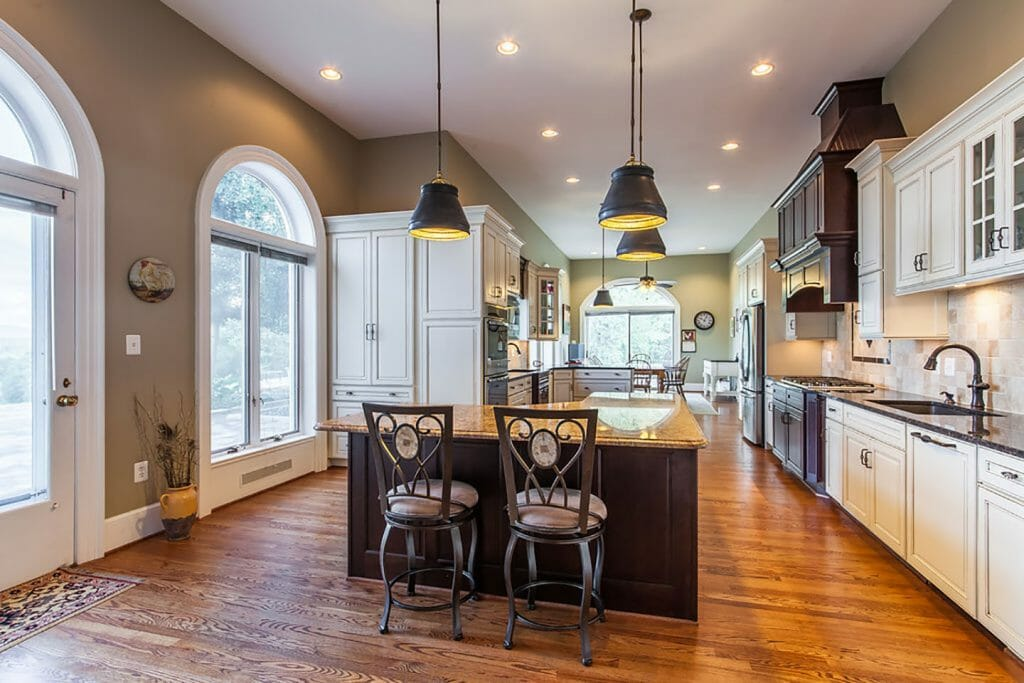 Kitchen Remodeling In Warrenton Virginia At Golden Rule