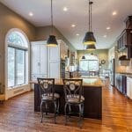 Golden Rule Builders, Inc., Kitchen Remodeling / Renovation - Kitchen in Orlean Open