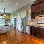 Golden Rule Builders, Inc., Kitchen Remodeling / Renovation - Kitchen in Orlean Spacious