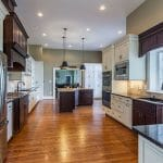 Golden Rule Builders, Inc., Kitchen Remodeling / Renovation - Kitchen in Orlean Counter Space