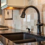 Golden Rule Builders, Inc., Kitchen Remodeling / Renovation - Kitchen in Orlean Sink