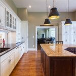 Golden Rule Builders, Inc., Kitchen Remodeling / Renovation - Kitchen in Orlean Island and Sink