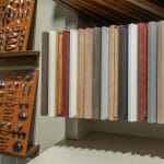 Golden Rule Builders, Inc., Showroom Center - Flooring Display