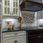 Golden Rule Builders, Inc., Showroom Center - Flooring Display - Kitchen