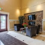 Golden Rule Builders, Inc., Showroom Center Lobby and Conference Room