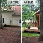 Golden Rule Builders, Inc., Remodeling & Addition Project, Porch & Deck