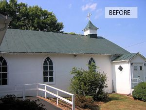 church-before-remodeling