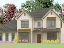 Golden Rule Builders, Inc. Model Homes