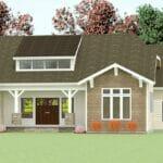 Golden Rule Builders - Davidson (B) Model Home