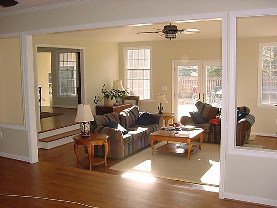 Golden Rule Builders Addition Interior