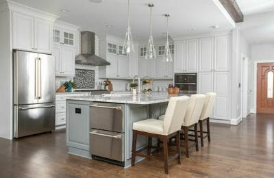 Gary Sinise Foundation Home, a Universal Design / Aging In Place, Kitchen