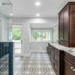 Master Bath in Warrenton